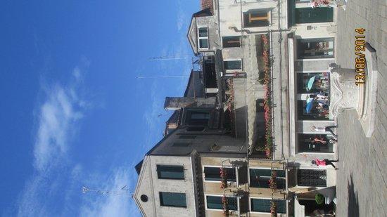 Villa Igea from Chiesa San Zaccaria