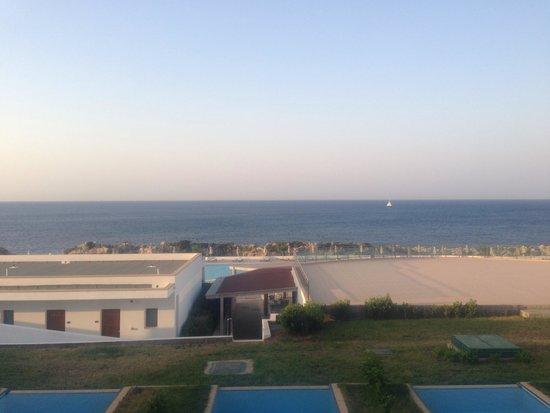 The Kresten Royal Villas & Spa : Superior junior suite sea view