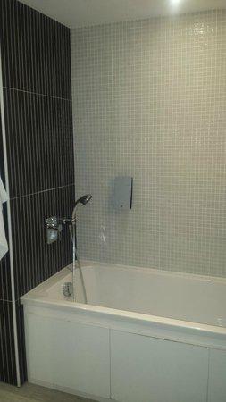 Novotel Suites Malaga Centro: Shower