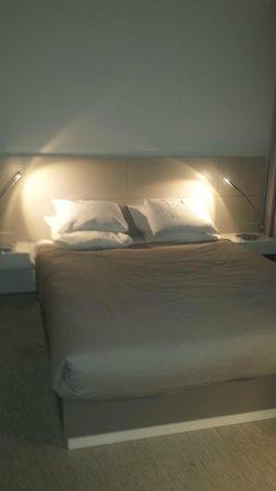 Novotel Suites Malaga Centro: Bedroom