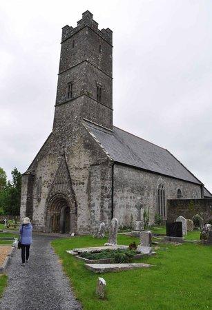 St. Brendan's Clonfert Cathedral