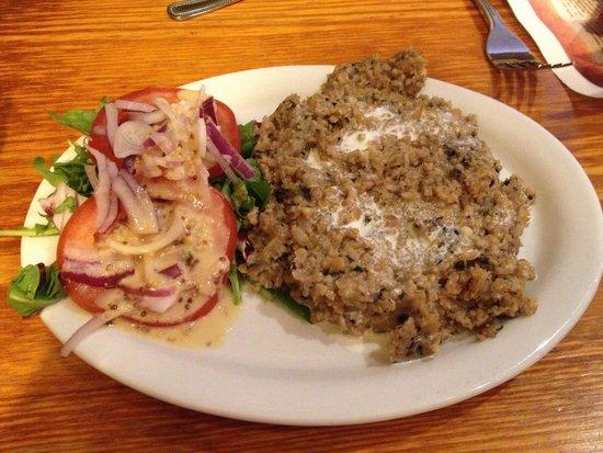 The Grog & Gruel: Vegetarian Haggis - yummi!
