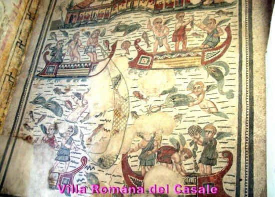 Villa Romana del Casale: Semplicemente Stupendo