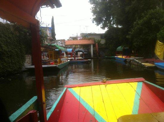 Xochimilco: Boat Jam