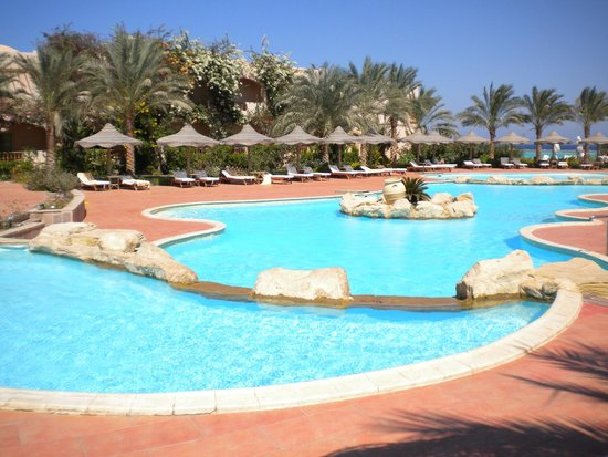 Floriana Dream Lagoon: Una delle piscine