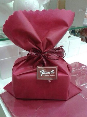 Gelateria Fainello : Confezione regalo per il gelato d'asporto