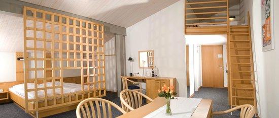Hotel Bannwaldsee: Komfort-Familienzimmer