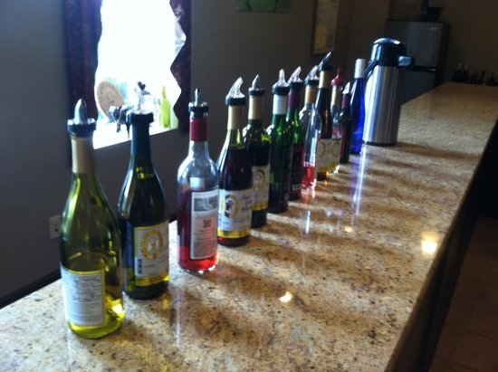 Sand Castle Winery: 14 wines to taste and indulge your taste buds with