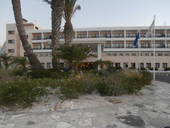 Avanti Hotel: voorkant