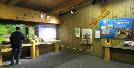 National Elk Refuge: A corner of the museum