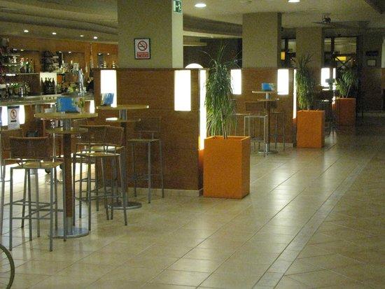 Ohtels Vil.la Romana: Cafetería