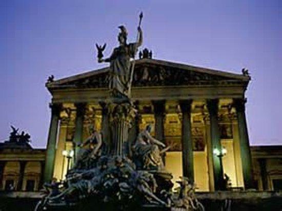 InterContinental Wien: 音樂廳