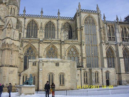 Cathédrale d'York : South Transept.