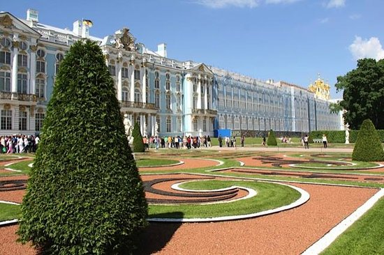 SPB Tours : Catherine Palace - Czar's Village