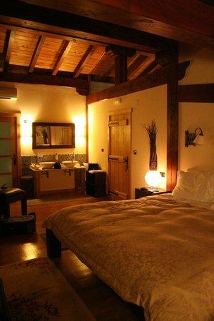 Hotel Restaurante Kuko : la suite