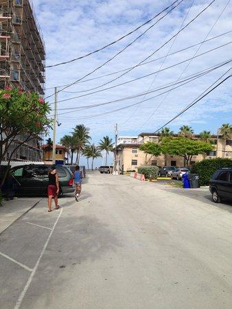 Ocean Inn : steps from the beach