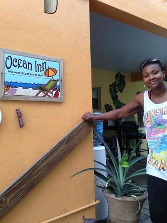 Ocean Inn : super quaint and homey