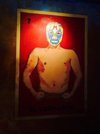 Milagros Mexican Kitchen: Luchador