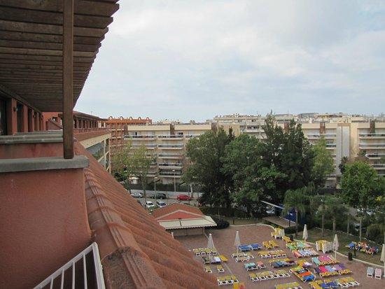 Ohtels Vil.la Romana: Vista desde habitación