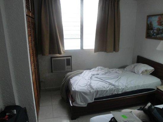 Hotel California: la habitación