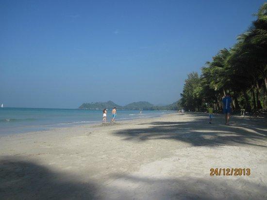 Khlong Prao Beach: Khlong Prao