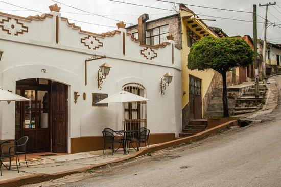 Hotel Casa de Guadalupe : Fachada