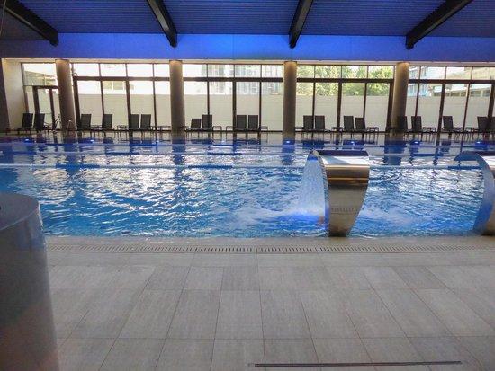 Ramada Plaza Bucharest Convention Center: beautiful pool