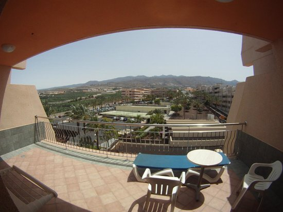 ClubHotel Riu Buena Vista: View from balcony - room B824