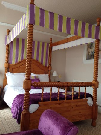 Minster Hotel: Very comfy bed