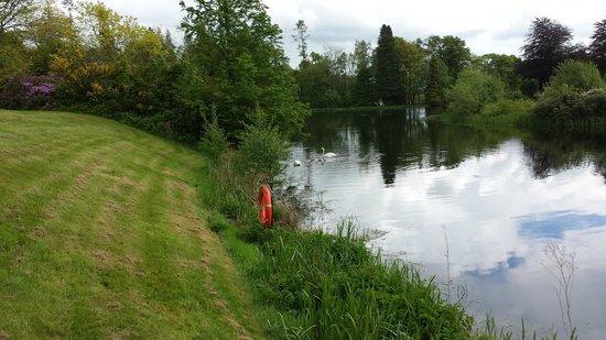 Gleneagles: grounds