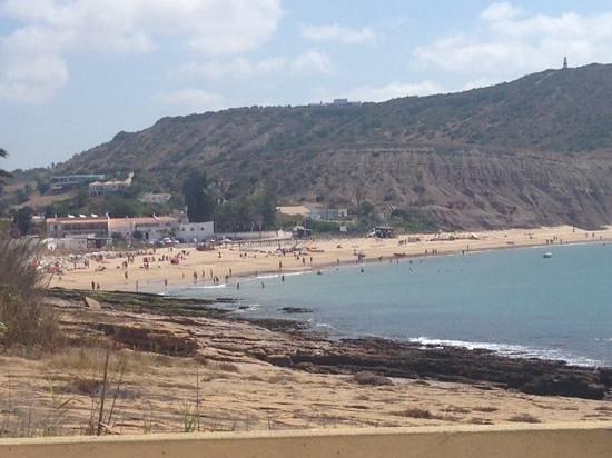 Hotel Belavista da Luz: Luz beach