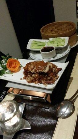 China House Restaurant : roast duck