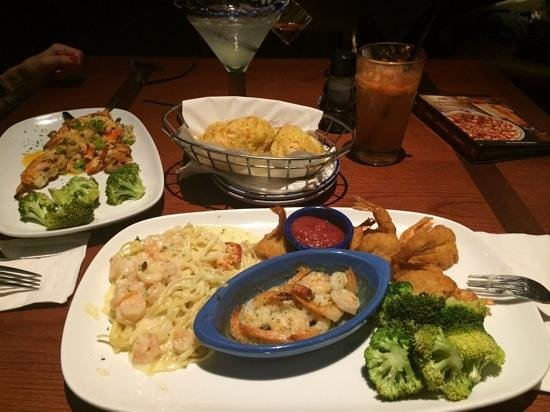 Red Lobster : acquolina in bocca