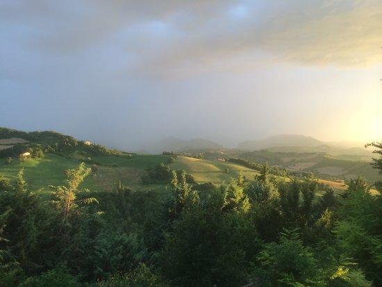 Agriturismo Ca' Maddalena : Night sky