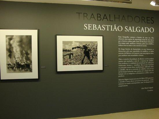 Ecomuseu de Itaipu: Exposição Sebastião Salgado