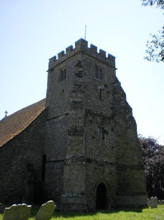 Church of St George: Arreton St George