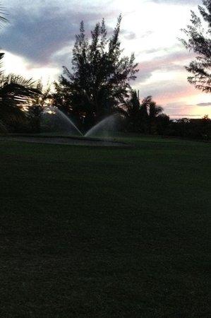 Beachcomber Paradis Hotel & Golf Club: Golf