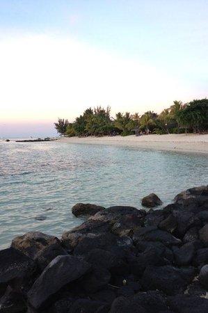 Beachcomber Paradis Hotel & Golf Club: La meraviglia di questo mare