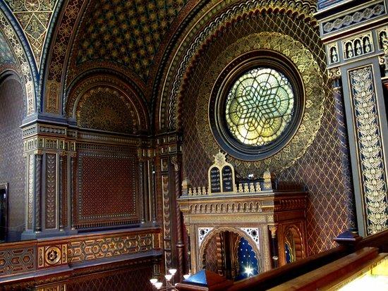 Jewish Museum in Prague : The Spanish Synagogue