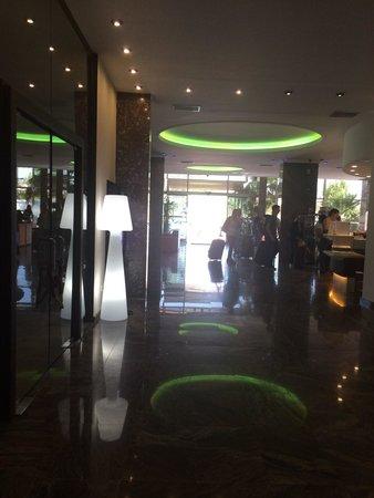 Sirenis Hotel Goleta & Spa: Reception