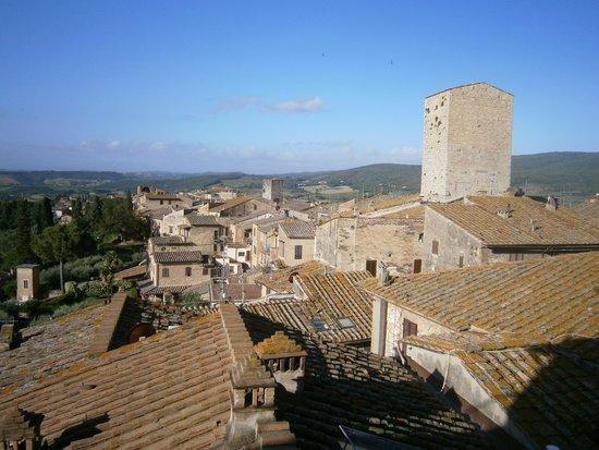 Al Pozzo dei Desideri: View from room