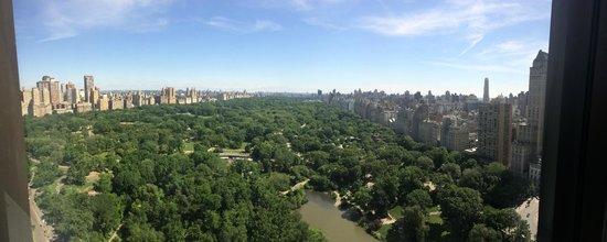 Park Lane Hotel: Vista panoramica do 36º andar