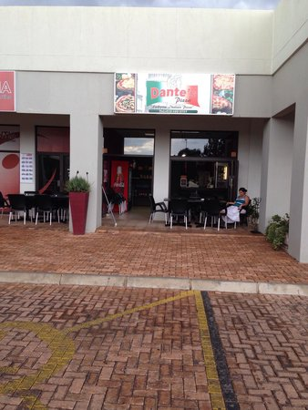 Dante's Pizza Klerksdorp