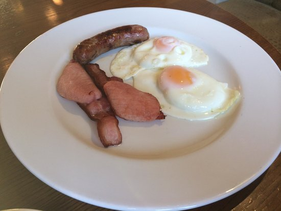 Red Lion Hotel: Fried Eggs