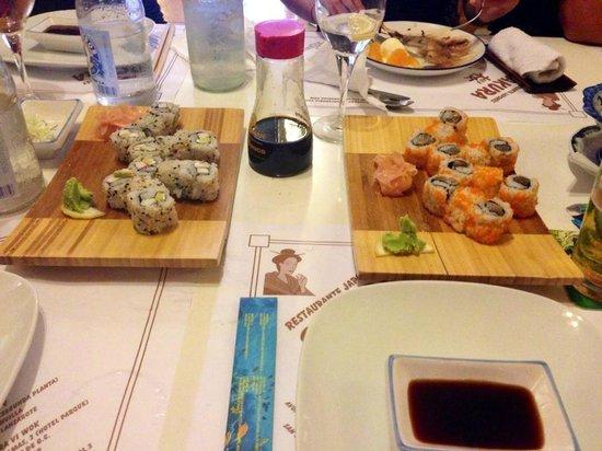 Sakura III: Sushi