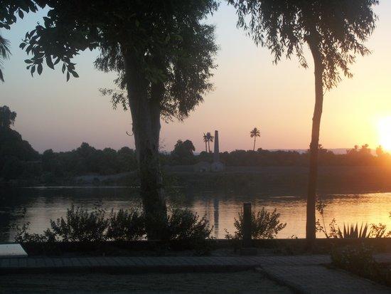 Jolie Ville Hotel & Spa - Kings Island, Luxor : Nile
