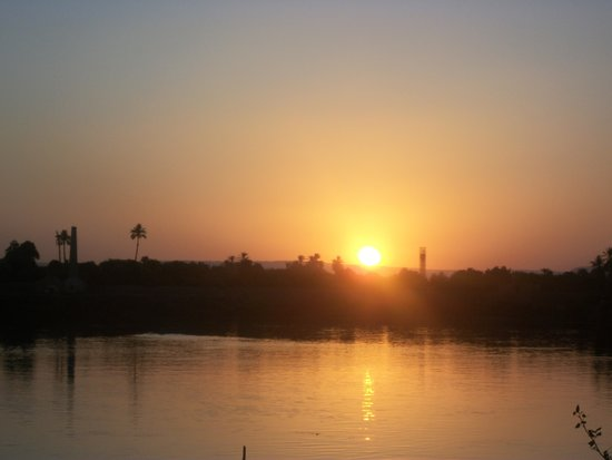 Maritim Jolie Ville Kings Island Luxor : Sunset