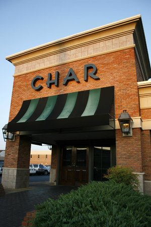 Char Restaurant: Located in Highland Village