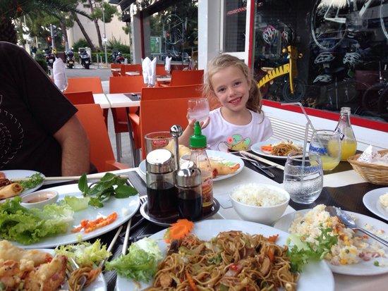 Le Vietnam : Delicious food!