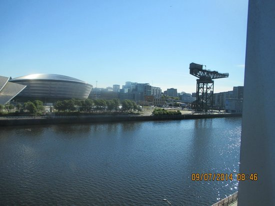 Premier Inn Glasgow Pacific Quay (SECC) Hotel: Preparations for Commonwealth Games